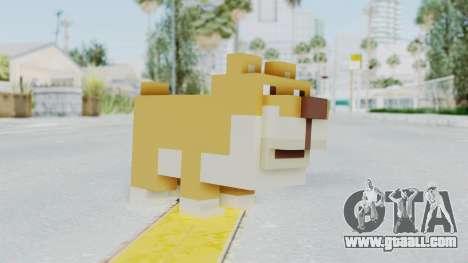 Crossy Road - Doge for GTA San Andreas second screenshot