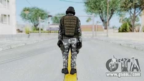 Black Mesa - HECU Marine Medic v2 for GTA San Andreas third screenshot