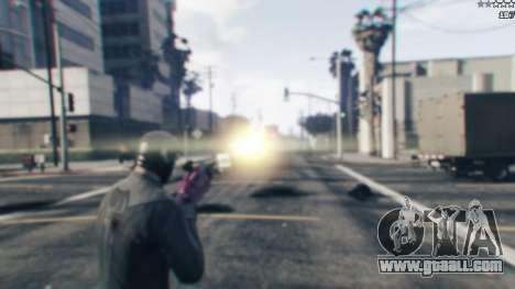 GTA 5 Amazing Spiderman - black suit second screenshot