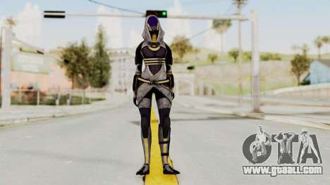 Mass Effect 3 Tali Zorah nar Rayya for GTA San Andreas second screenshot