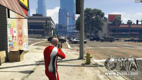 GTA 5 Self-loading carbine Simonov third screenshot