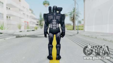 Marvel Future Fight - War Machine for GTA San Andreas third screenshot