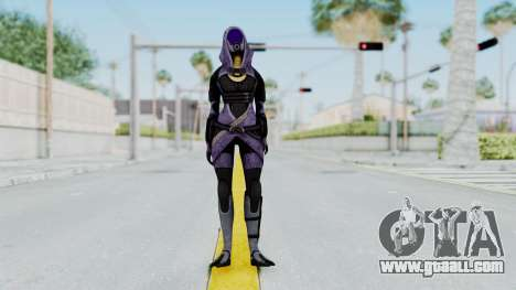 Mass Effect 3 Tali Zorah Vas Normandy for GTA San Andreas second screenshot
