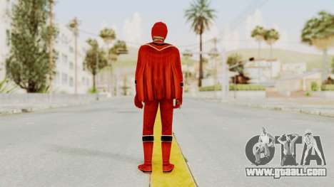 Power Rangers Mystic Force - Red for GTA San Andreas third screenshot