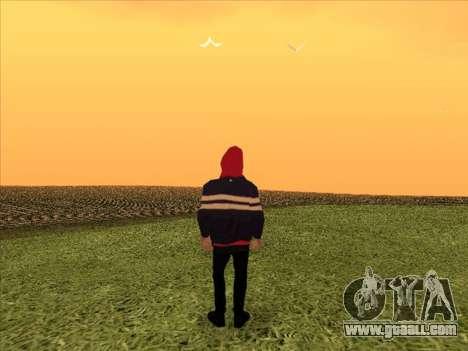 PHARAON for GTA San Andreas third screenshot