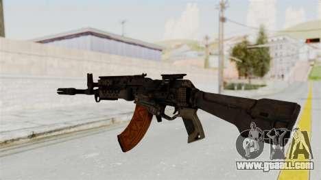 Black Ops 3 - KN-44 for GTA San Andreas second screenshot