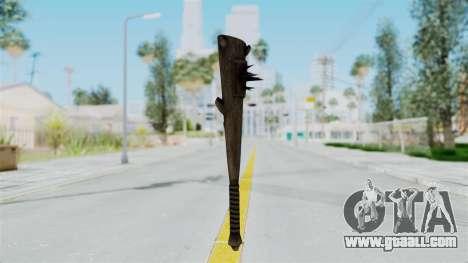 Skyrim Iron Club for GTA San Andreas second screenshot