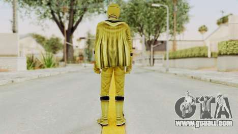 Power Rangers Mystic Force - Yellow for GTA San Andreas third screenshot