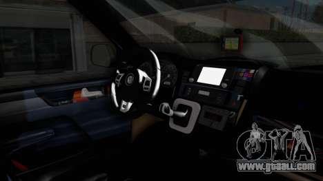 Volkswagen Transporter TDI Final for GTA San Andreas right view