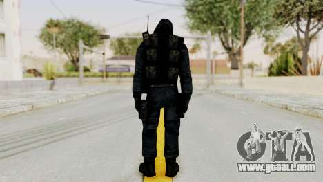 Hodeed SAS 12 for GTA San Andreas third screenshot