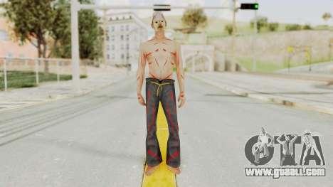 Scary BERUK for GTA San Andreas second screenshot