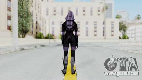 Mass Effect 3 Tali Zorah Vas Normandy for GTA San Andreas third screenshot