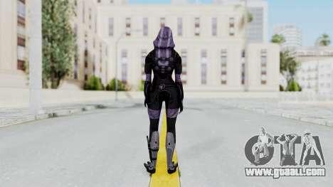 Mass Effect 3 Tali Zorah Vas Normandy for GTA San Andreas third screenshot