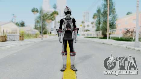 Power Rangers RPM - Silver for GTA San Andreas second screenshot