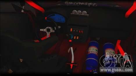 Subaru Impreza STi Drag Racing Unlim 500 for GTA San Andreas side view