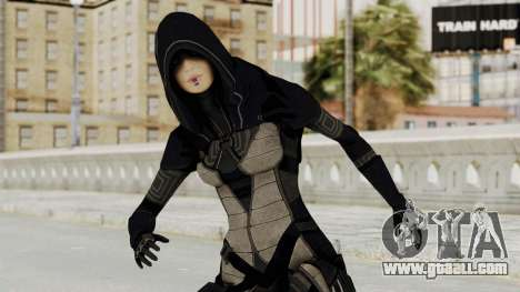 Mass Effect 2 Kasumi Black for GTA San Andreas
