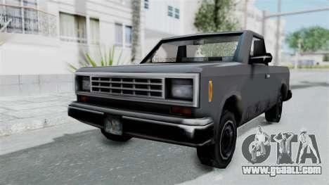 Beta VC Bobcat for GTA San Andreas