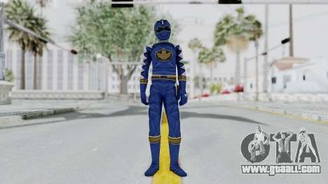 Power Rangers Dino Thunder - Blue for GTA San Andreas second screenshot