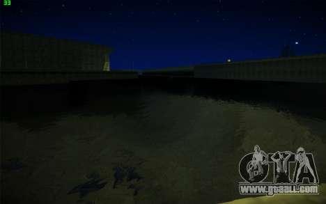 ENB Series by TURBO MIX for GTA San Andreas third screenshot