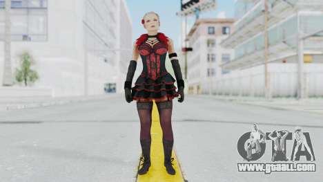 Black Ops 3 - Jessica Rose for GTA San Andreas second screenshot