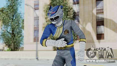 Power Rangers Wild Force - Wolf for GTA San Andreas