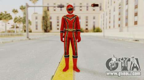 Power Rangers Mystic Force - Red for GTA San Andreas second screenshot