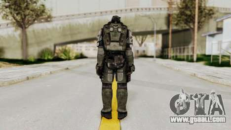 F.E.A.R. 2 - Replica Heavy Soldier for GTA San Andreas third screenshot
