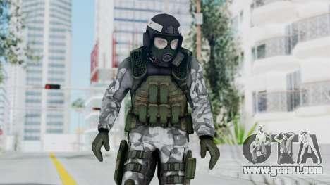 Black Mesa - HECU Marine Medic v2 for GTA San Andreas