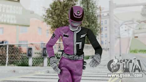 Power Rangers S.P.D - Pink for GTA San Andreas