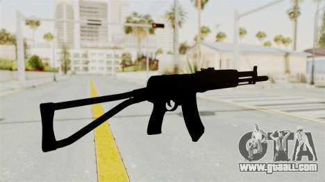 AEK-971 for GTA San Andreas third screenshot
