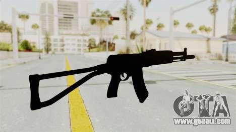 AEK-971 for GTA San Andreas third screenshot