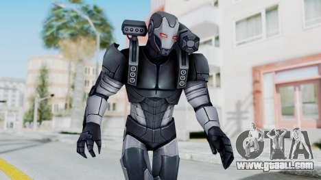 Marvel Future Fight - War Machine for GTA San Andreas