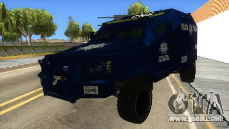 Black Scorpion Police for GTA San Andreas