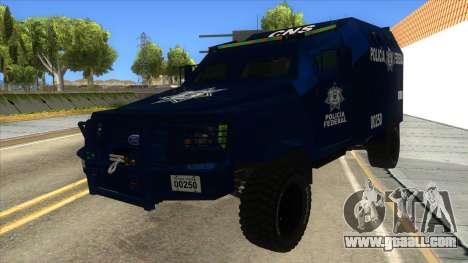 Black Scorpion Police for GTA San Andreas