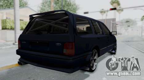 Ford Sierra Turnier 4x4 Saphirre Cosworth for GTA San Andreas left view