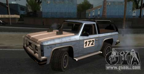 Derby Rancher for GTA San Andreas