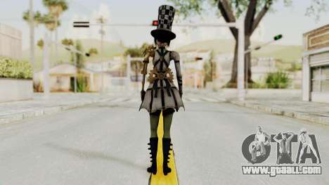 Alice LBL Hattress Returns for GTA San Andreas third screenshot
