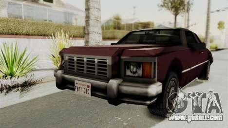 GTA Vice City - Idaho for GTA San Andreas