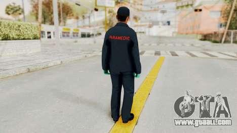 GTA 5 Paramedic SF for GTA San Andreas third screenshot