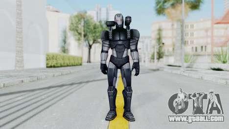 Marvel Future Fight - War Machine for GTA San Andreas second screenshot