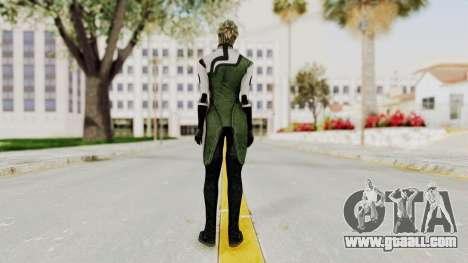 Mass Effect 2 Shiala for GTA San Andreas third screenshot