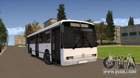 Mercedes-Benz O345 for GTA San Andreas