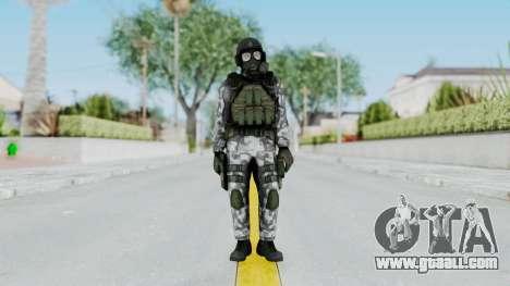 Black Mesa - HECU Marine v2 for GTA San Andreas second screenshot