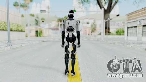 Mass Effect 2 Loki for GTA San Andreas third screenshot
