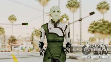 Mass Effect 2 Shiala for GTA San Andreas