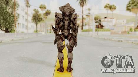 Mass Effect 3 Collector Awakened Adept MP for GTA San Andreas third screenshot