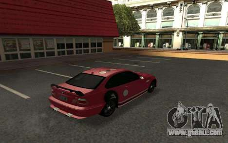 BMW M3 E46 Tunable for GTA San Andreas right view