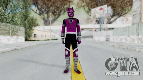 Power Rangers Jungle Fury - Wolf for GTA San Andreas second screenshot