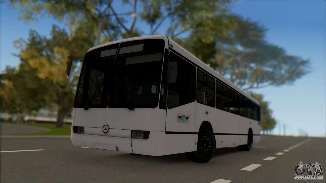 Mercedes benz o345 for gta san andreas for Mercedes benz gta