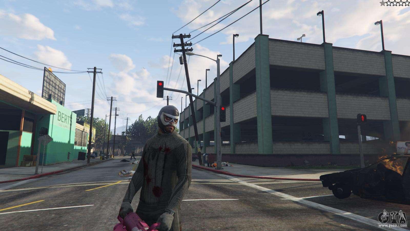 SHARE TOOLS: Download Mod Gta San Andreas Pc Spiderman